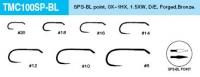 Tiemco TMC 100SPBL Dry Fly Hook