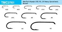Tiemco TMC 3761 Nymphs & Wet Flies