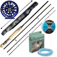Apex Saltwater Fly Rod Packages
