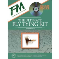 FM FLY TYING KIT BEGINNERS