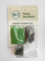 Metz Fly Tying Kit