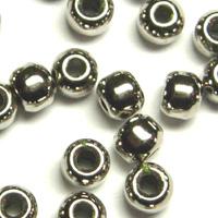 Silver Tungsten Beads