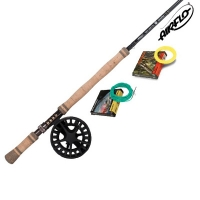 Airflo Switch Fly Rod & Package