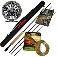 Beginner Fly Rod Package 2