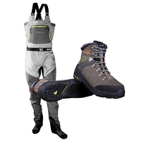 Riverworks X Waders Combo with X Boots