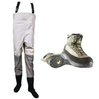 Riverworks Z Waders & Z Series Boot Combo